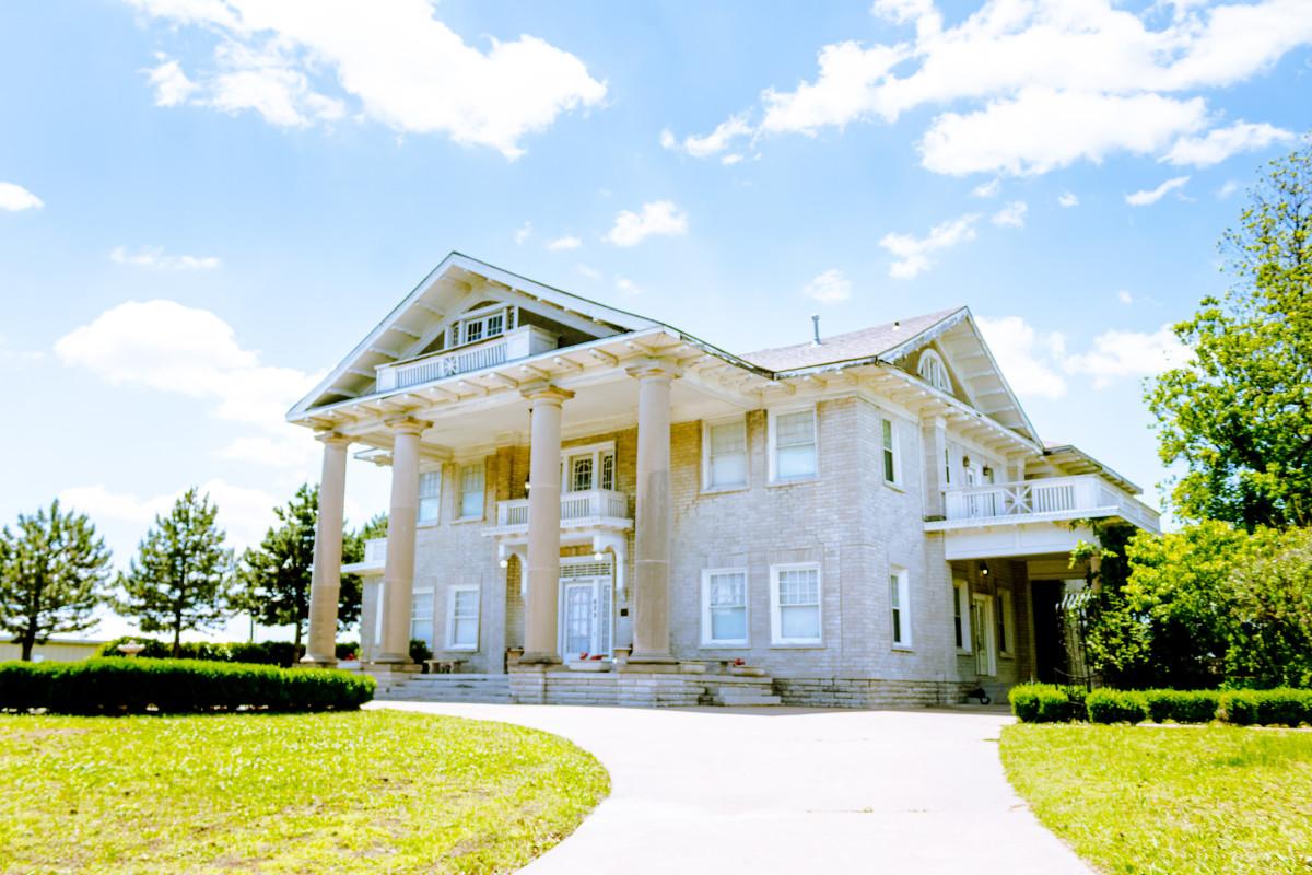 The Brady Mansion