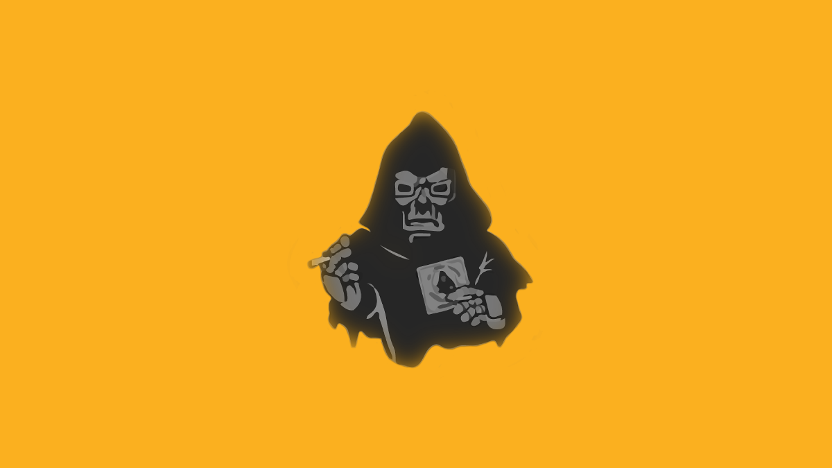1. Orange Doom Header