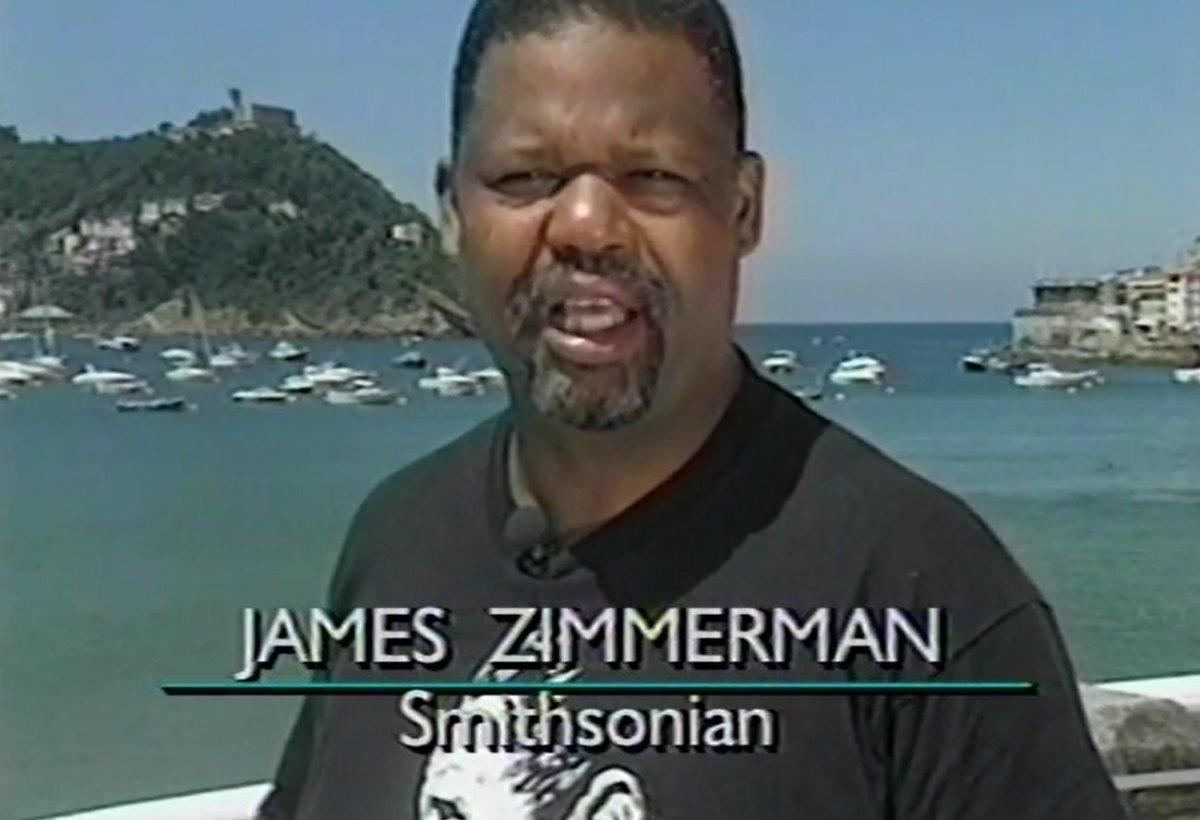 5. Still of James Zimmerman