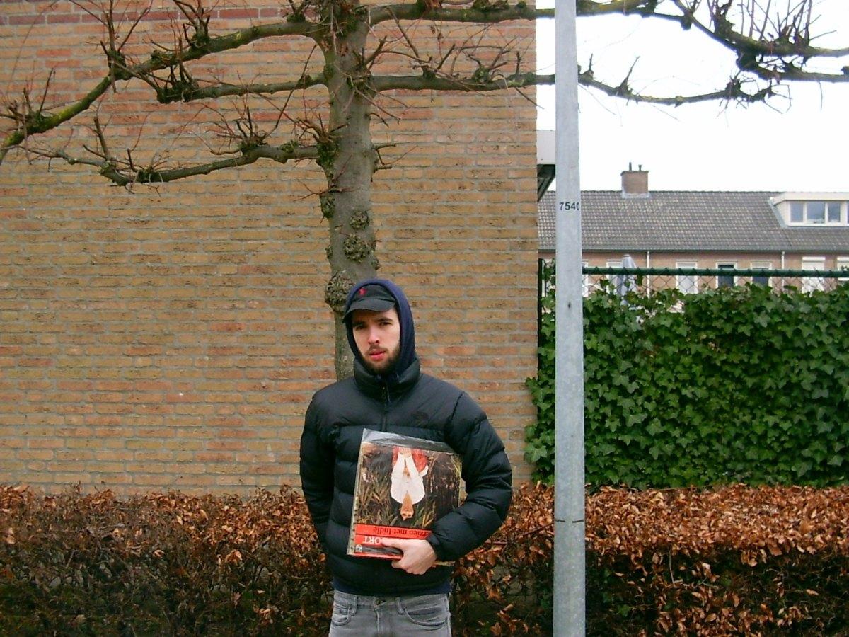 3. Photo of Roel van den Heuvel